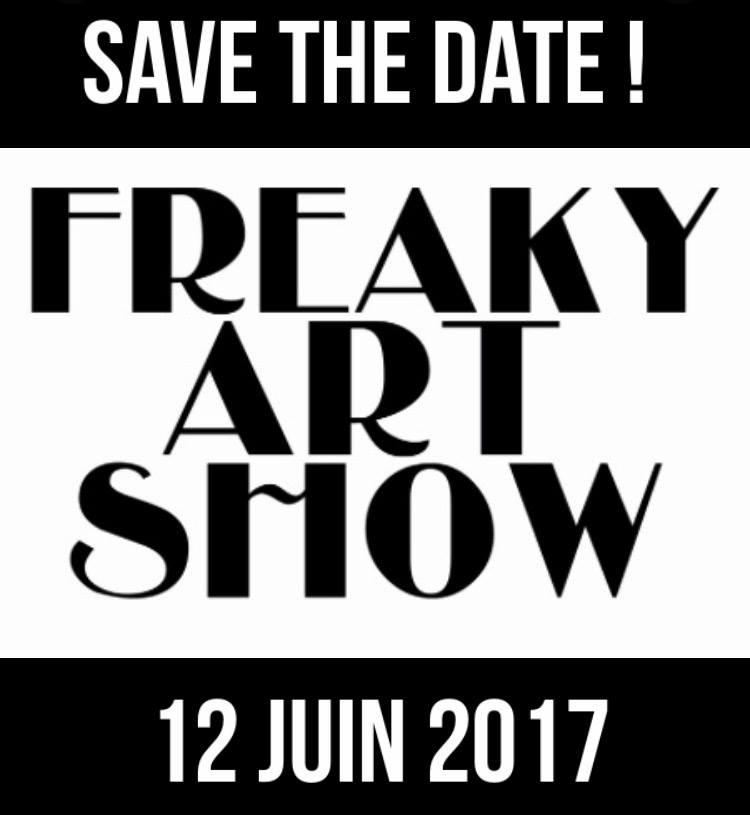 Le Freaky Art Show au profit de Lupus France
